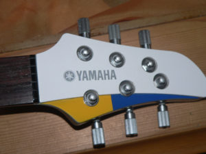 Yamaha Customized E-Gitarre